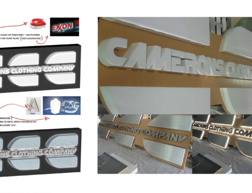 Cameron's Clothing 3D