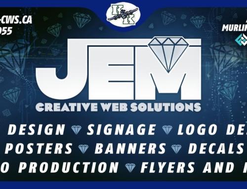 Jem Creative Dibond Sign