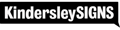 Kindersley Signs Logo