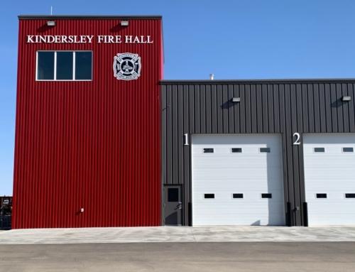Kindersley Fire Hall
